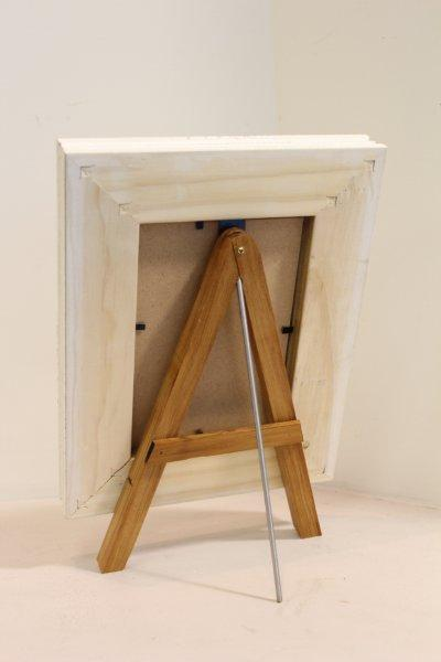 9 inch Recycled Rimu easel
