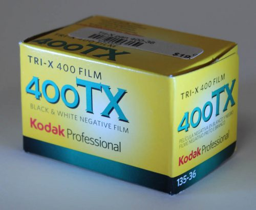 Tri-X 400 36 exp