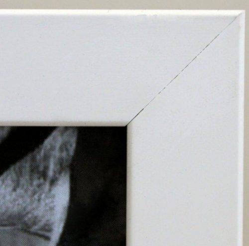 White Boxed 12x8 Photo Frame
