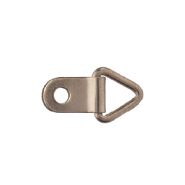 Mini Brass Tri-Hanger