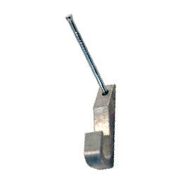 No Bend Hook & Nail