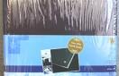 Henzo Lonzo 7″ x 5″ Slip In Photo Album in Burgundy