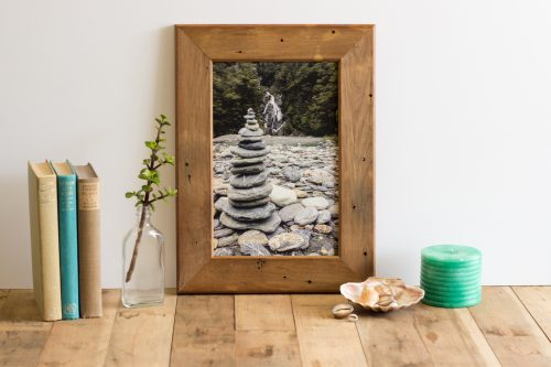 Recycled Rimu 12x8 Photo Frame