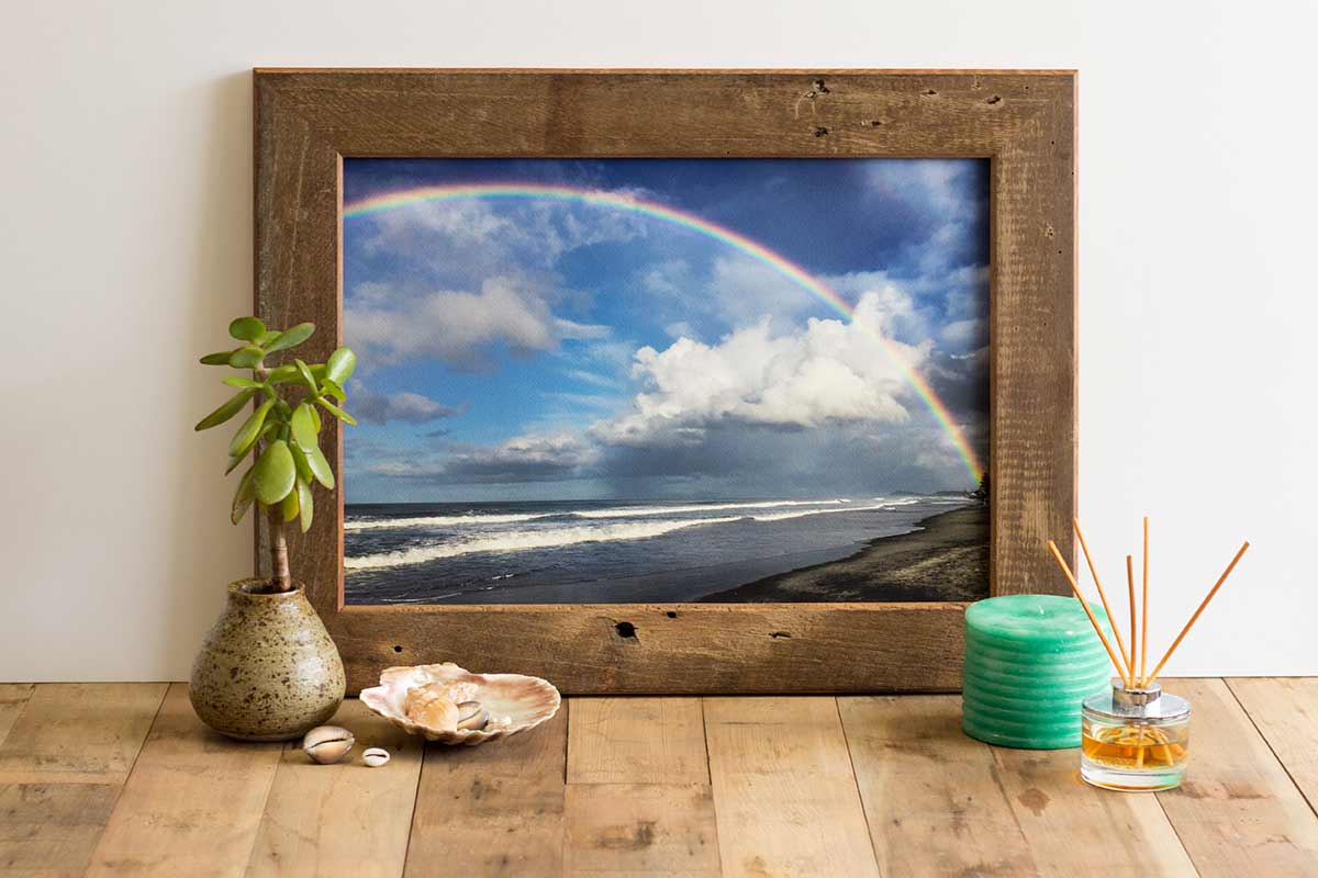 Recycled Rimu Frame - A3 size