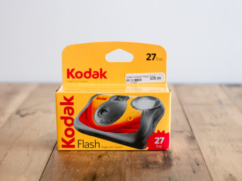 Kodak 27 Exposure Single-Use Camera