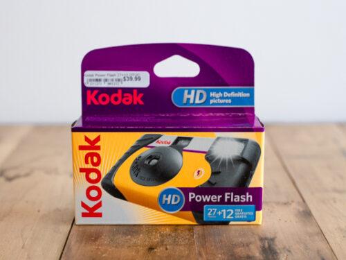 Kodak 39 Exposure Disposable Camera