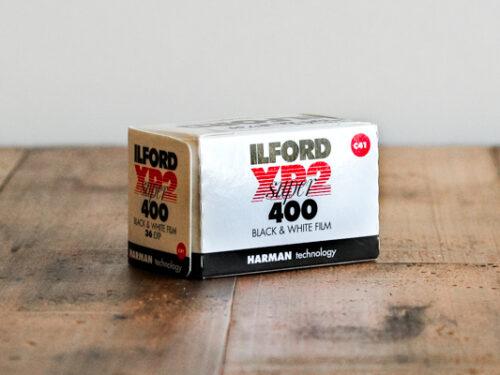 Ilford XP2 35mm Film