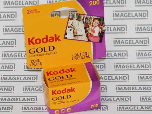 Kodak Gold 200 24 exposure