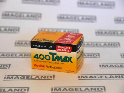 Kodak T-max 400 box