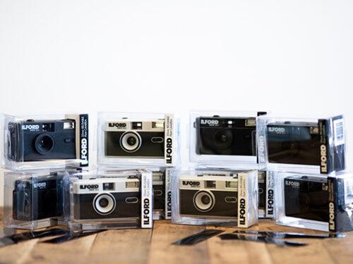 Ilford Sprite Camera