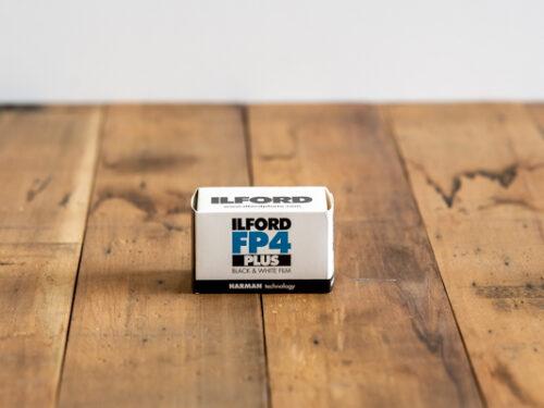 Ilford Fp4 Plus B&W 35mm Film