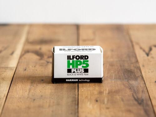 Ilford HP5 Plus B&W 35mm Film