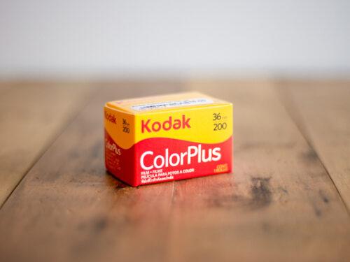 Kodak Colour Plus Color